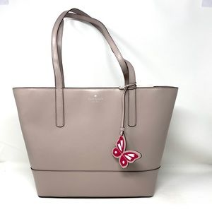 Kate Spade ♠️ Large Tote Adley Muted Taupe Women's